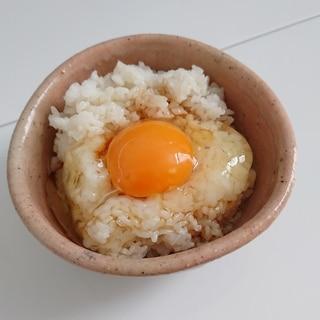 簡単!ごま油香る卵かけご飯