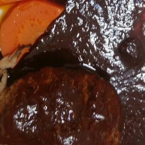 ひき肉だけ!ハンバーグステーキ