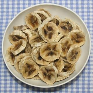 簡単☆甘み濃縮☆食品乾燥機で乾燥バナナ