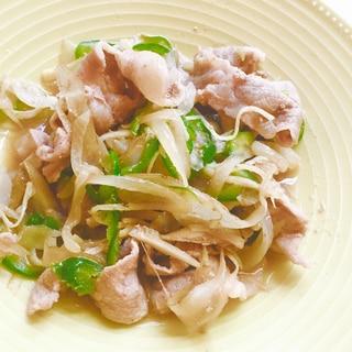 ホエー(乳清)で豚肩ロースの柔らか煮