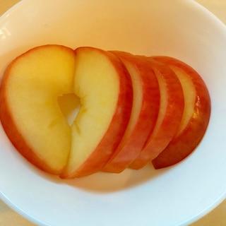 簡単♪とろとろりんご