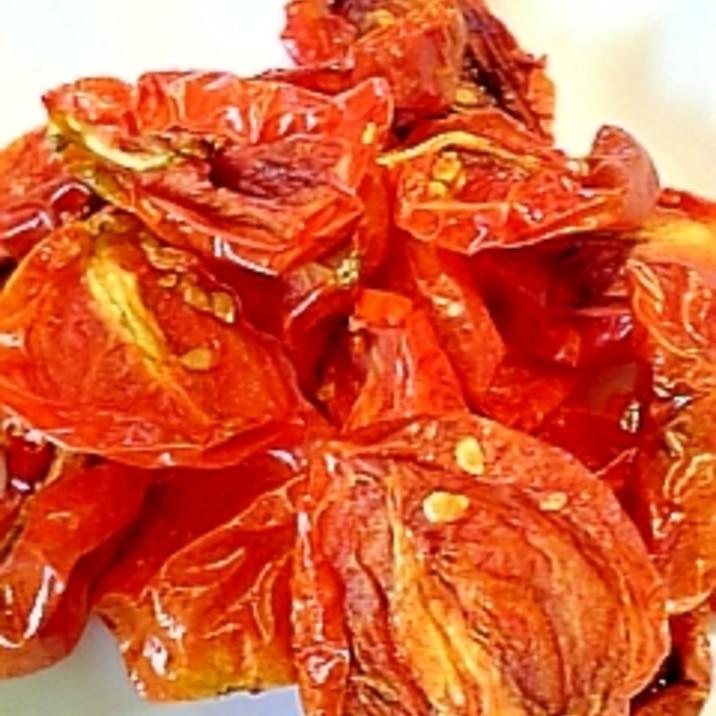 自家栽培のアイコで作る手作りドライトマト♪