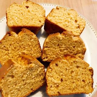 グルテンフリーな米粉きな粉パウンドケーキ