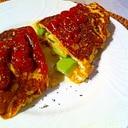 塩麹が隠し味!イタリア風オムレツ