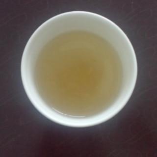 ポカポカ♪生姜湯