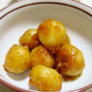 福島の味♪簡単☆味噌かんぷら