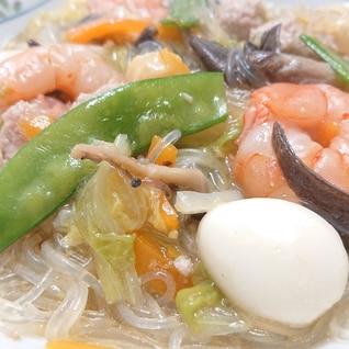 海鮮旨煮(春雨入り)