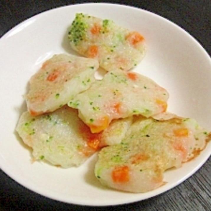 ★離乳食後期★野菜たっぷり山芋のおやき♪