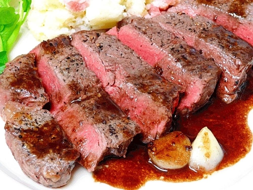 【花嫁キッチン】レッスン#13 外食だけじゃない!お家でステーキを焼いてみよう