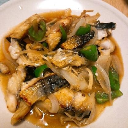 鯖の新しい調理法を主人が探し、これで作ってーとこちらのレシピを送ってきました(笑)
