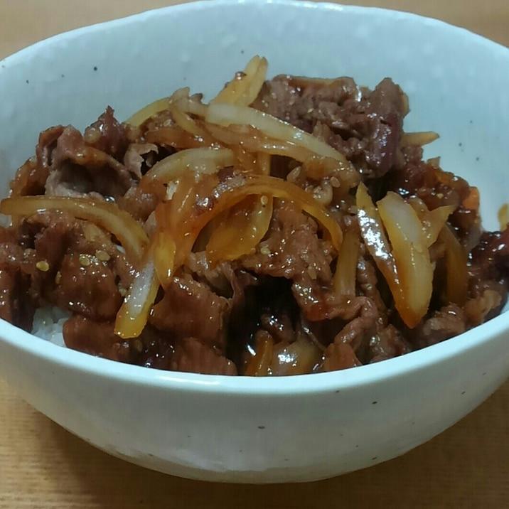 焼肉 用 牛肉 レシピ