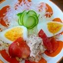 ♥ ある材料でOK!千切りキャベツサラダ ♥