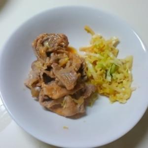 簡単で美味っ♪豚のオーロラソース焼き