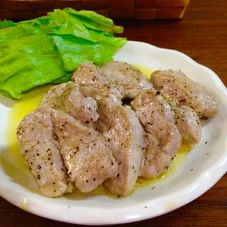 豚ヒレ肉の柔らかステーキ♪