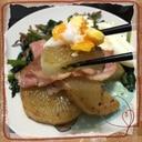 【糖質制限】大根ステーキ