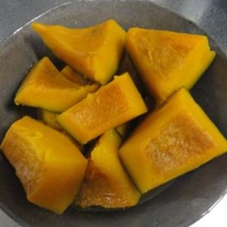 活力なべ☆圧力鍋でかぼちゃの煮物