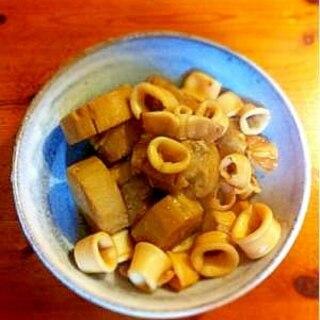 簡単煮物♪ いかとエビ芋の煮物