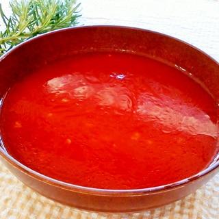 ♪野菜ジュースで簡単に♡基本のトマトソース♪