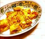 *カフェ風☆ヨーグルト和えかぼちゃサラダ*