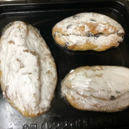 クリスマス前後で3回作りました!! 分かりやすい美味しいレシピ有難うございます!!