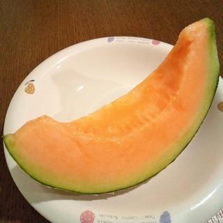 メロンの保存方法&食べ頃の見分け方