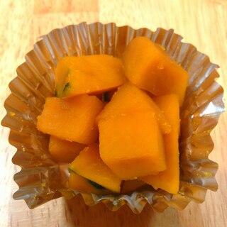 お弁当に☆かぼちゃの煮物