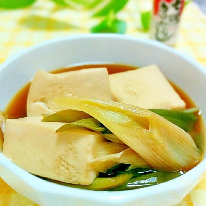 おかず 木綿 豆腐
