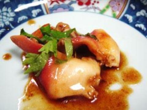 新鮮ほっき貝のバター醤油焼き