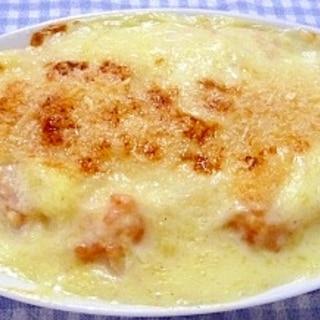 レンジ★米粉でホワイトソース