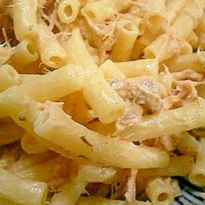 マカロニ サラダ ツナ
