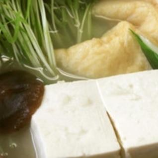 カンタン美味しい塩麹で湯豆腐鍋(^^)