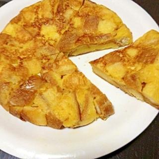 パンのみみの簡単スパニッシュ風フレンチトースト