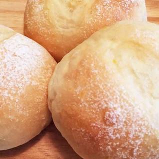 HBほんのり甘いふわふわコーンパン♡
