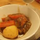 牛肉のギネス&オレンジ煮込み アイルランド風