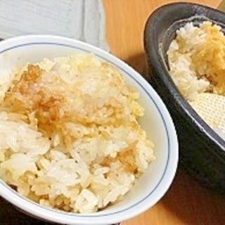 タジン鍋で卵ご飯