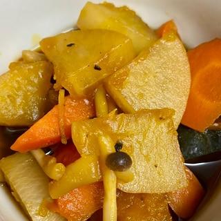 お野菜ときのこの具だくさん煮物