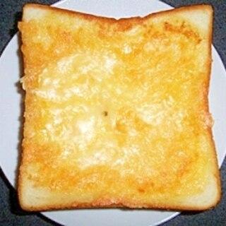 チーズ卵パン