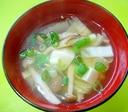 白菜のすまし汁