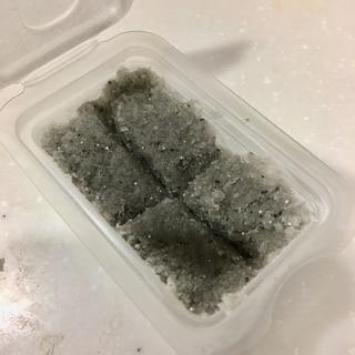 離乳食初期!!しらすペースト!〜冷凍から解凍〜