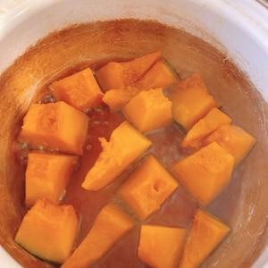 ★定番!おいしい♪【かぼちゃの煮物】