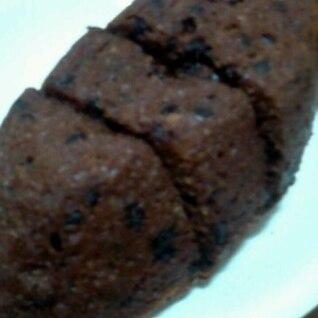 シリコンスチーマーでお手軽チョコパウンドケーキ