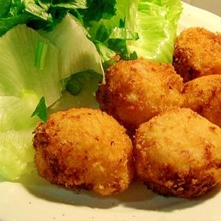 豆乳蟹クリームコロッケ