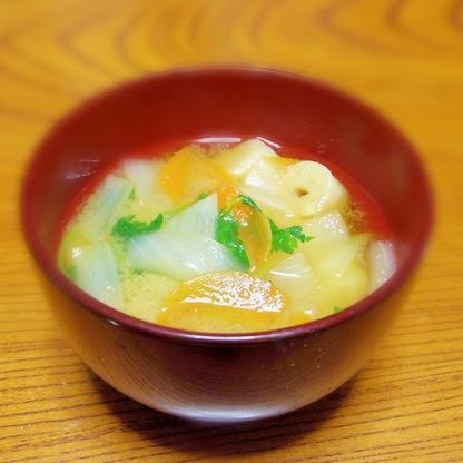 シンプルな材料で★基本の簡単お味噌汁