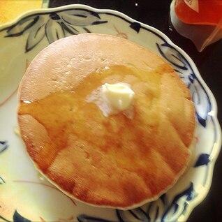 アーモンドホットケーキ