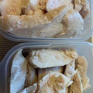 【ダイエット】炊飯器でしっとり鶏ハム