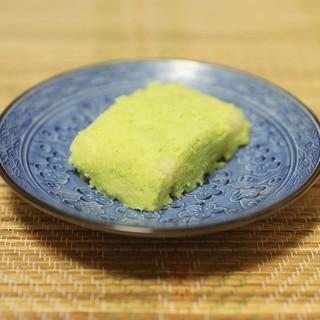 冷凍食品を使って簡単郷土料理「ずんだ餅」