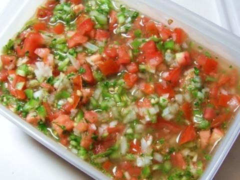 モーリョ~野菜のビネガーソース~