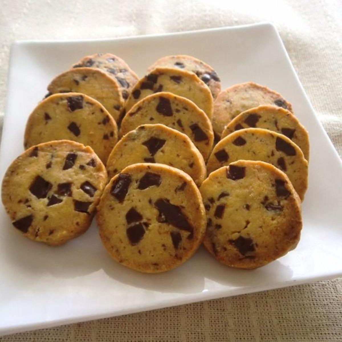 チップ クッキー チョコ
