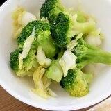 レンジで簡単作りおき!ブロッコリー白菜の中華サラダ