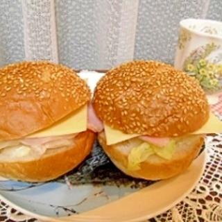 チーズバーガー気分